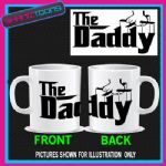 THE DADDY NEW DAD FATHER FATHERS DAY GIFT MUG